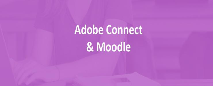 Adobe Connect ja Moodle -integraatio