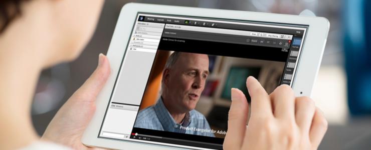 Specialpods i Adobe Connect